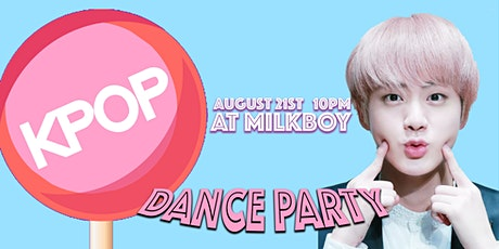 K-Pop Dance Party tickets