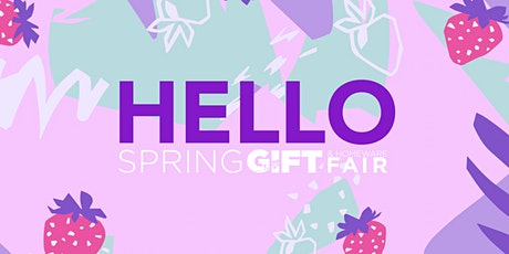 Spring Gift & Homeware Fair 2021 tickets