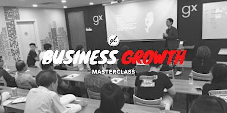 Business Growth Masterclass tickets