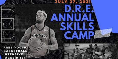 Annual D.R.E. Skills Camp 2021 tickets