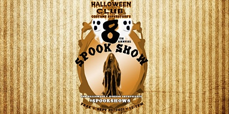 8th Annual Spook Show by Halloween Club #SpookShow8 tickets