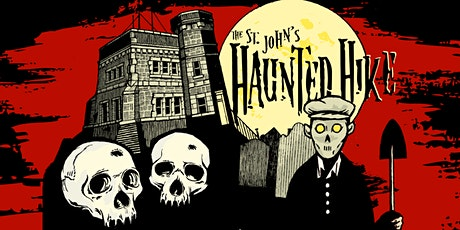 The Haunted Hike Returns! tickets