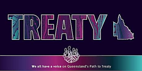 Brisbane Path to Treaty community briefing tickets