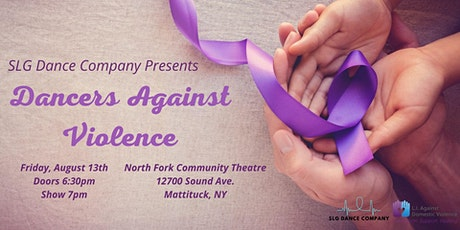 Dancers Against Violence Charity Performance tickets