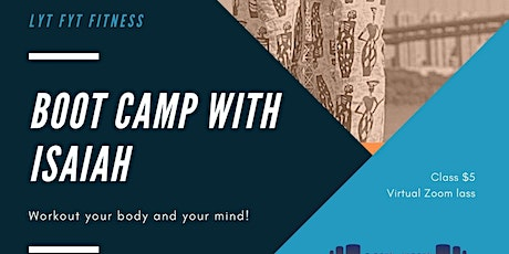 Lyt Fyt Fitnss - Boot Camp tickets