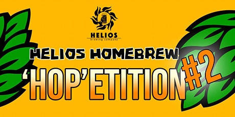Home Brew 'Hop'etition #2 tickets