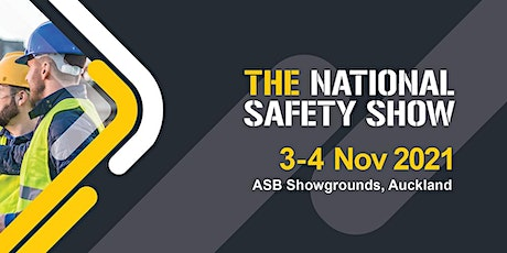 The Mega Event 2021 | The National Safety Show tickets