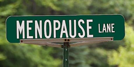 Menopause + Nutrition Webinar tickets