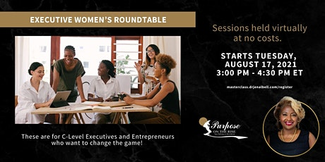 Executive Women's Roundtable with Dr. Jena L. Bell tickets
