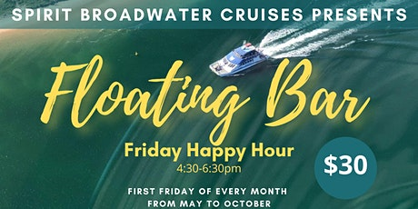 Floating Bar LIVE - Friday Happy Hour tickets