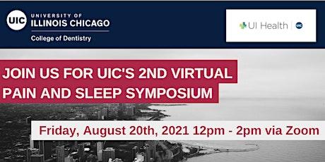 2nd Virtual Pain and Sleep Symposium tickets