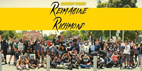 Solidarity Speaker: Reimagine Richmond entradas
