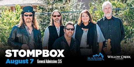 Stompbox tickets