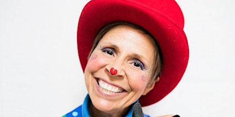 Magic with Judy Tudy the Clown tickets