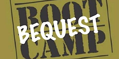 BEQUEST BOOTCAMP #3 - BRISBANE tickets