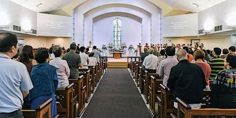 11.30am Contemporary Service - Prayer Room (50 pax) tickets