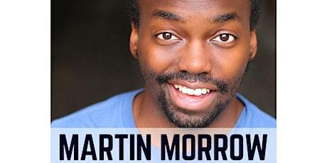 CHNO presents Martin Morrow tickets