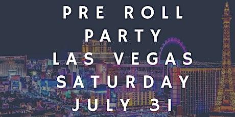 Las Vegas July 31st 6pm-830pm tickets