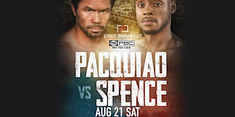 Pacquiao VS Spence Jr. Watch Party tickets