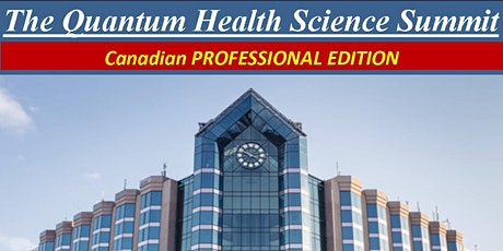 Quantum Health Science Summit LIVE! tickets