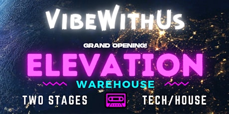 [RESCHEDULED] Vibe With Us @ Location TBA tickets