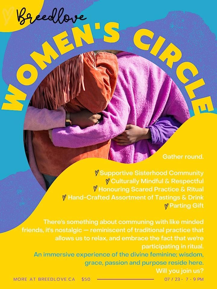 Breedlove Women's Circle image