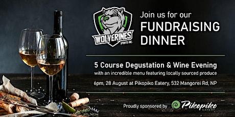 Wolverines Sport Fundraising Dinner tickets