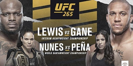 UFC 265 : Lewis Vs Gane Watch Party tickets