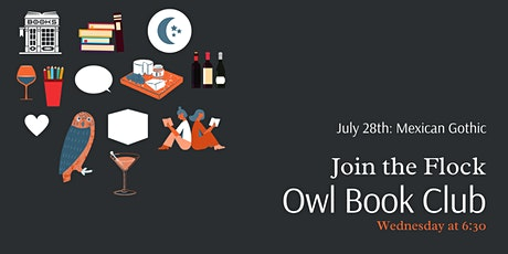 Lark & Owl Booksellers Presents: L&O Book Club—Evening Gathering of Owls tickets