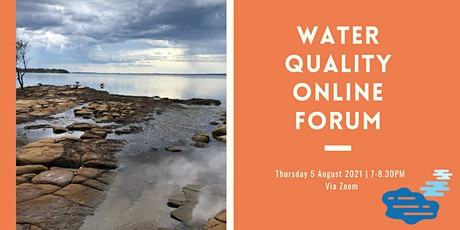 Water Quality findings and recommendations of the Expert Panel tickets