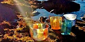 Yin Yoga with Crystal Singing Bowls