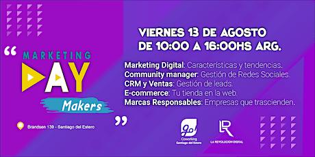 Marketing Day por Makers entradas