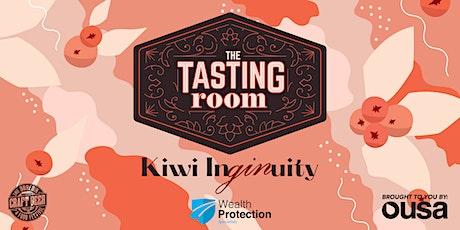 The Tasting Room: Kiwi inGINuity tickets