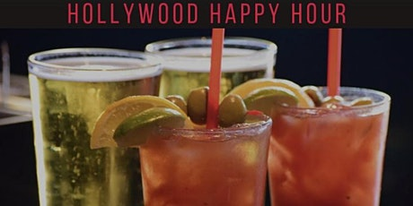 Hollywood Happy Hour 9 tickets