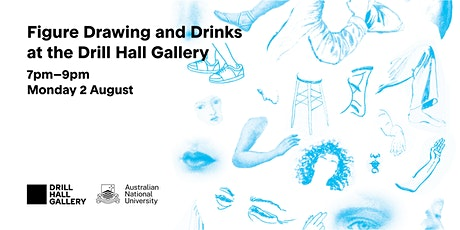 Figure drawing and drinks at the Drill Hall tickets