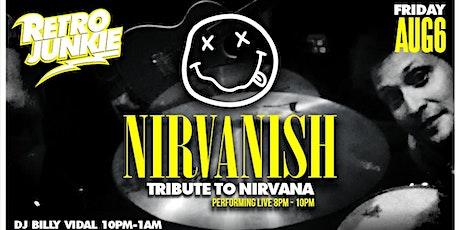 Nirvanish - Tribute to Nirvana tickets