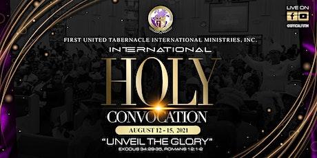 International Holy Convocation 2021 tickets