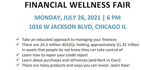 Financial Wellness Fair tickets