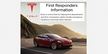 Emergency Response to Electric Vehicle & Charging Station Emergencies tickets