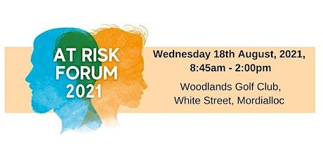 At Risk Forum 2021 tickets