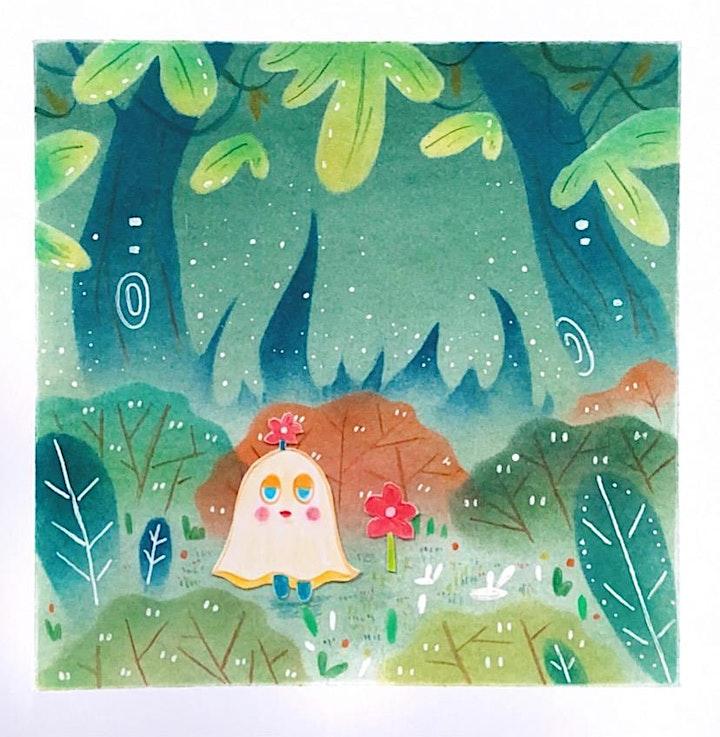 「我的童話森林」和諧粉彩拼貼工作坊 image