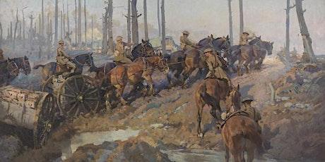 World War I and Australia's military effort tickets