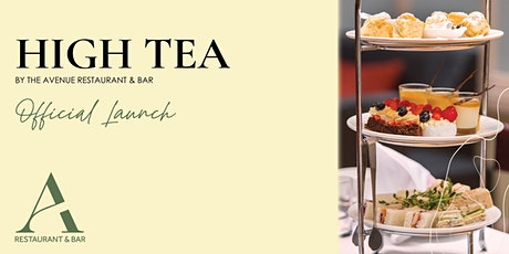 High Tea Launch Event tickets