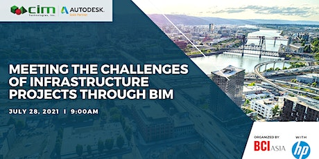 Meeting the Challenges of Infrastructure Projects through BIM tickets
