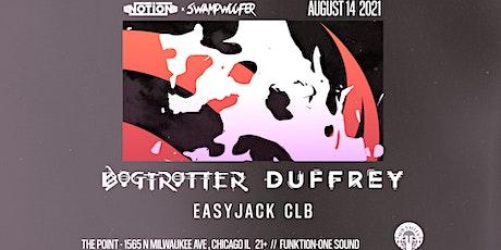 Notion x SwampWoofer Presents: BogTroTTeR, Duffrey, Easyjack + more tickets