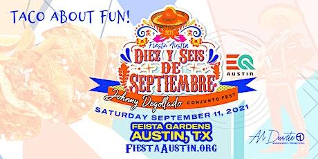 Fiesta Austin Diez y Seis De Septiembre tickets