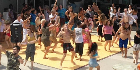 The Liberators: Morning Ecstatic Dance & Swim 4 (All Ages) tickets