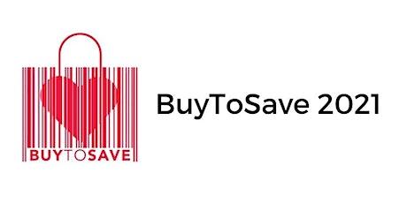 BuyToSave 2021 tickets