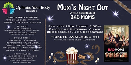 Mum's Night Out tickets