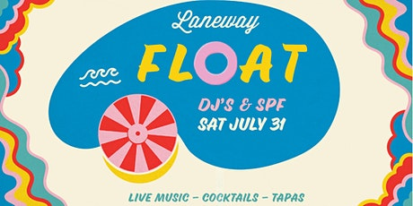 FLOAT by Laneway tickets